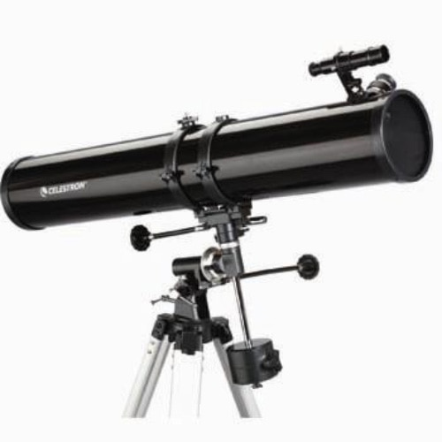 Telescop Celestron AstroMaster 114EQ