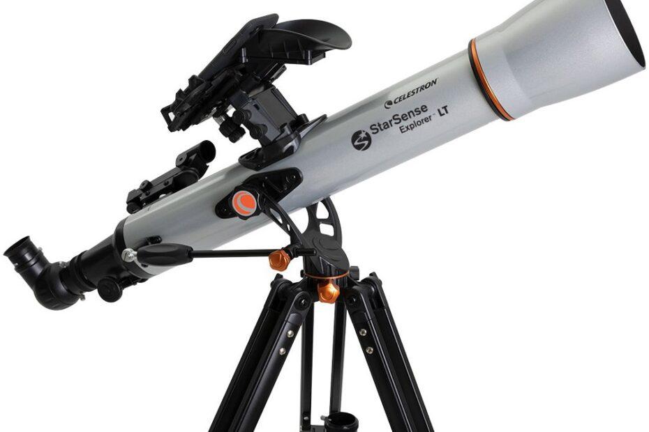 Telescop Celestron StarSense Explorer LT 70AZ